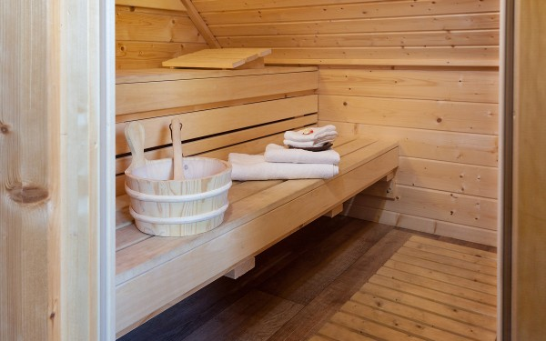 Type Medemblik 6 Luxe sauna wellness